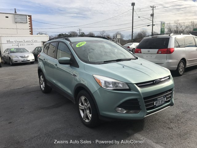 2013 Ford Escape SE FWD 6-Speed Automatic
