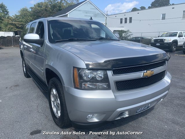 2012 Chevrolet Suburban LT 1500 4WD 6-Speed Automatic