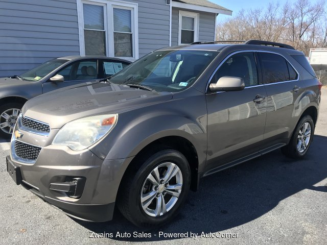 2011 Chevrolet Equinox 1LT AWD 6-Speed Automatic