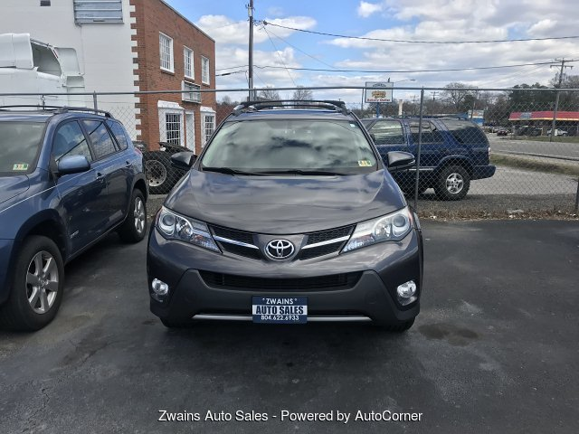 2013 Toyota RAV4 Limited AWD 6-Speed Automatic