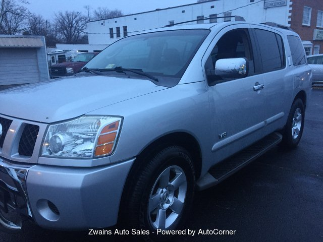 2006 Nissan Armada SE 4WD 5-Speed Automatic