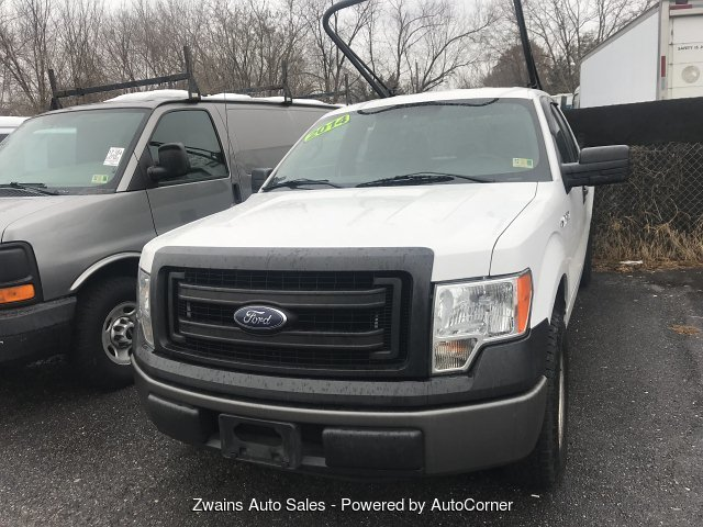2014 Ford F-150 XL SuperCab 6.5-ft. Bed 2WD 6-Speed Automatic