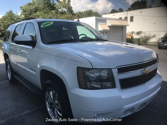 2007 Chevrolet Tahoe LT3 4WD 4-Speed Automatic