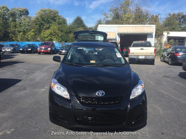 2009 Toyota Matrix Base 4-Speed AT 4-Speed Automatic