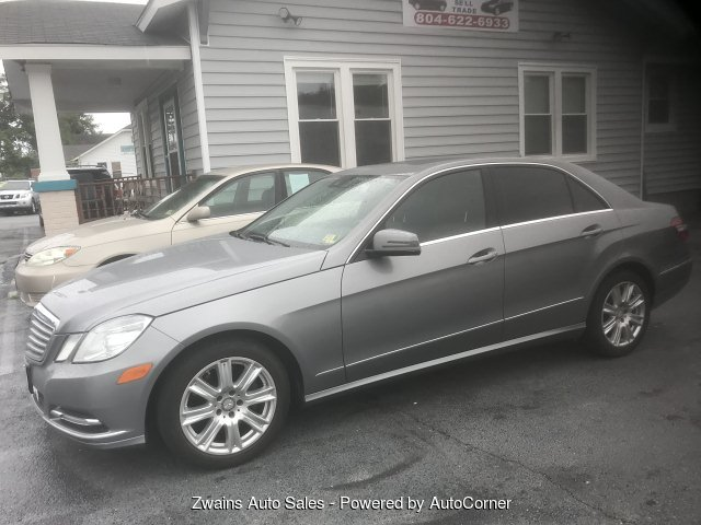 2013 Mercedes Benz E-Class E350 4MATIC Sedan 7-Speed Automatic