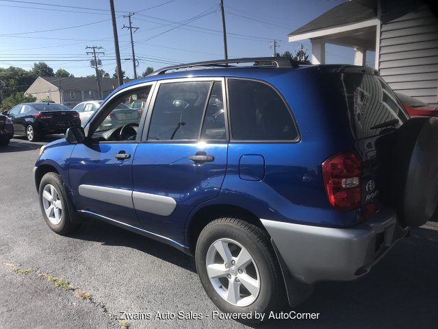 2005 Toyota RAV4 2WD 4-Speed Automatic