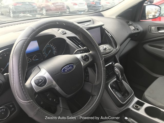2013 Ford Escape SE 4WD 6-Speed Automatic