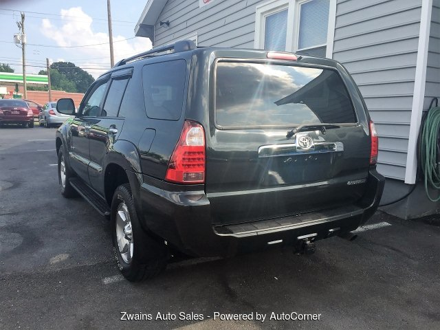 2008 Toyota 4Runner Sport Edition 4WD 5-Speed Automatic